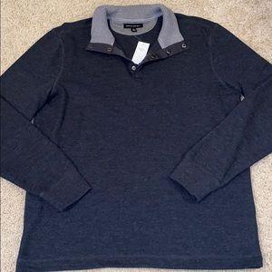 Banana Republic | Dark Gray Sweater Sz XL NWT